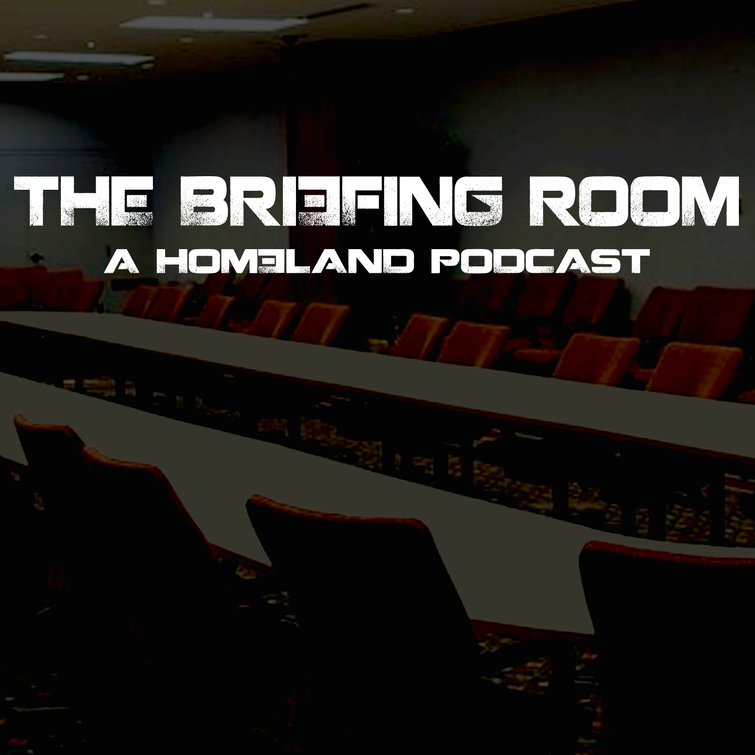 The Briefing Room: A Homeland Podcast